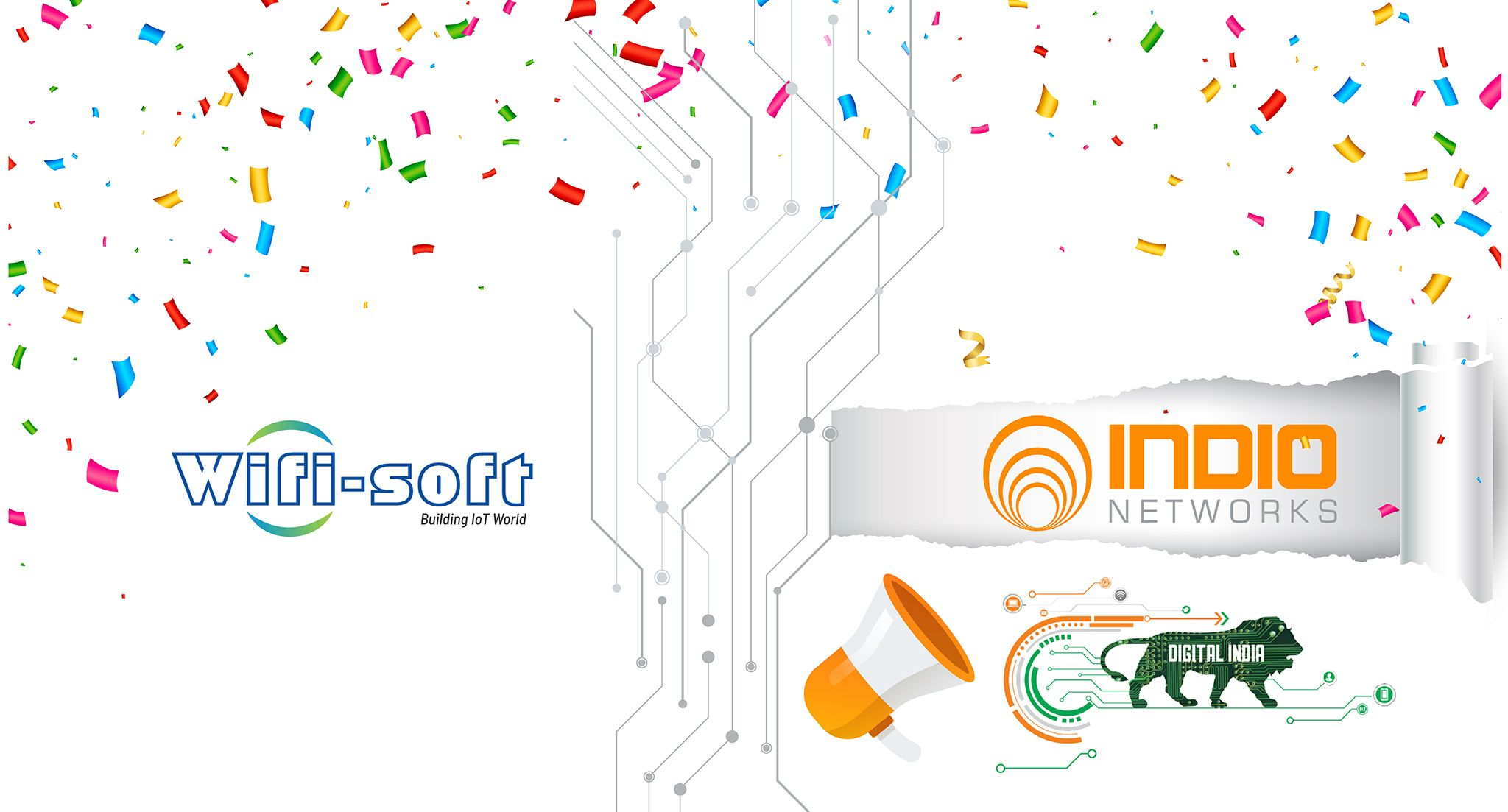 Wifisoft Solutions is now Indio Networks