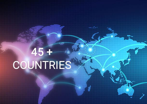 Wifi Solutions to 45+ countries - Indio Networks